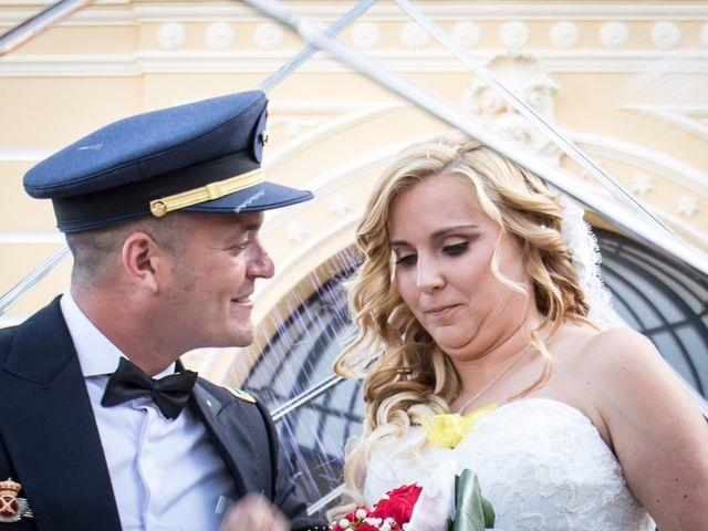 La boda de Chimo y Lydia en Benaguasil, Valencia 38