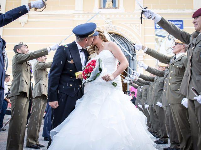 La boda de Chimo y Lydia en Benaguasil, Valencia 39