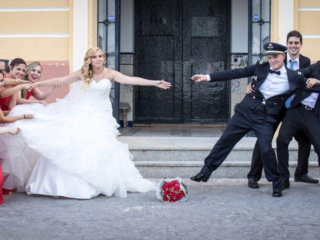 La boda de Chimo y Lydia en Benaguasil, Valencia 41