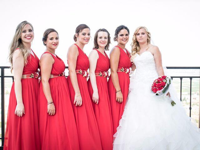 La boda de Chimo y Lydia en Benaguasil, Valencia 42