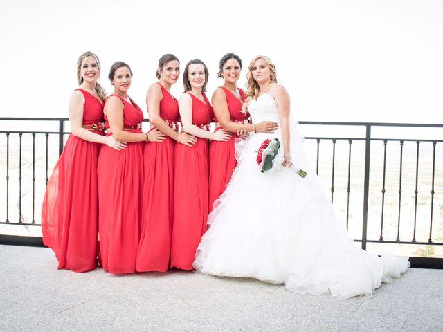 La boda de Chimo y Lydia en Benaguasil, Valencia 43