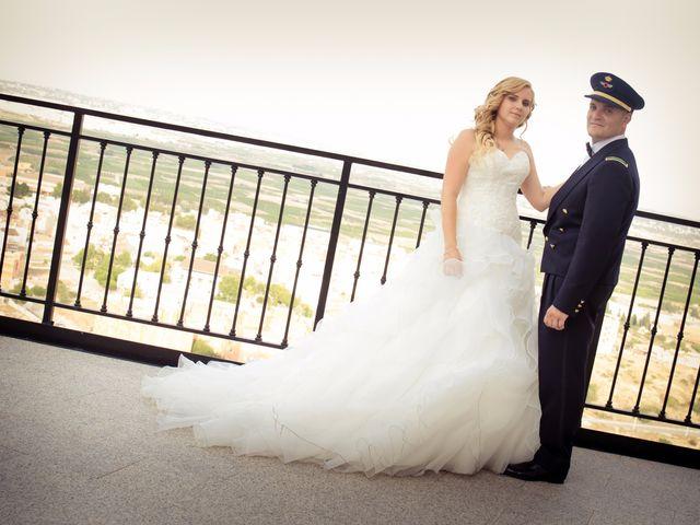 La boda de Chimo y Lydia en Benaguasil, Valencia 48