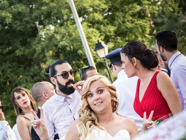 La boda de Chimo y Lydia en Benaguasil, Valencia 53