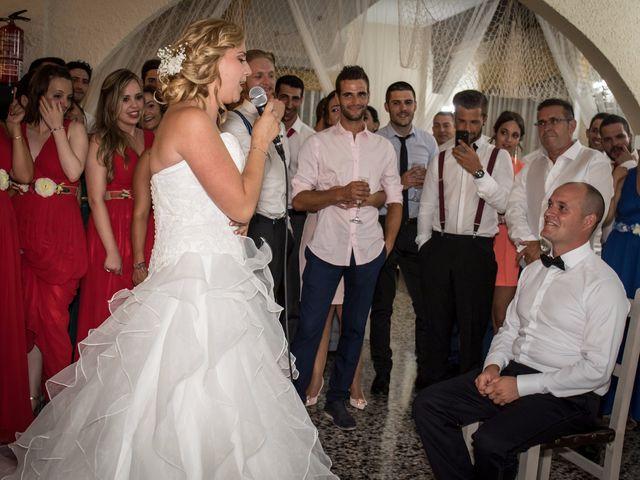 La boda de Chimo y Lydia en Benaguasil, Valencia 57