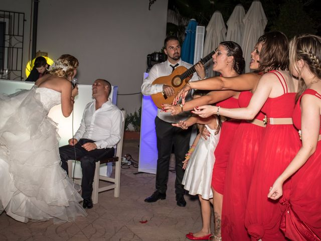La boda de Chimo y Lydia en Benaguasil, Valencia 63