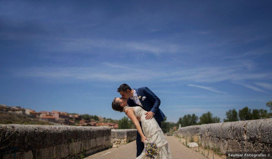 La boda de David y Vanesa en Simancas, Valladolid