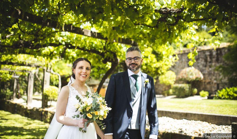 La boda de Jesús y Ángela en Redondela, Pontevedra