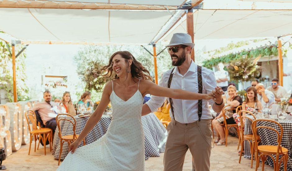 La boda de Carlos y Silvia en Culla, Castellón