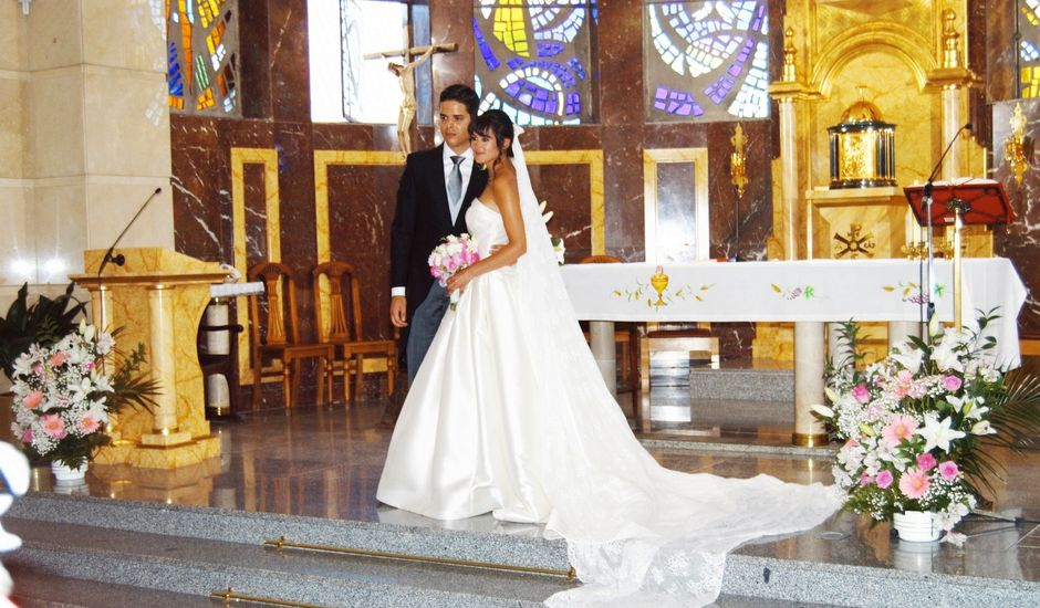 La boda de Alberto y Yasmina en Alpedrete, Madrid