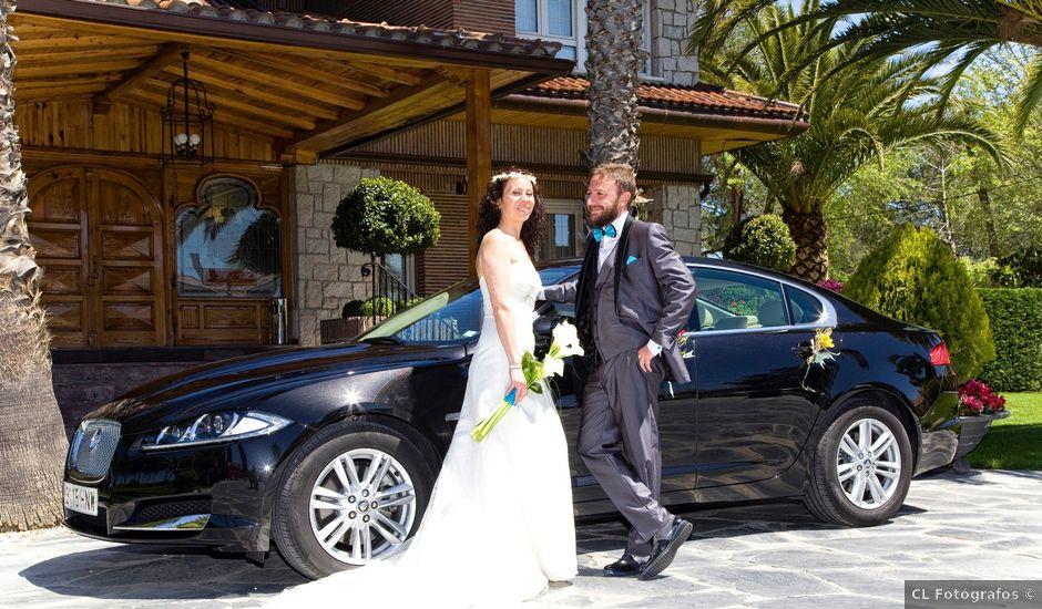 La boda de Gabriel y Liliana en Cubas De La Sagra, Madrid