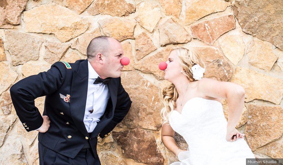 La boda de Chimo y Lydia en Benaguasil, Valencia