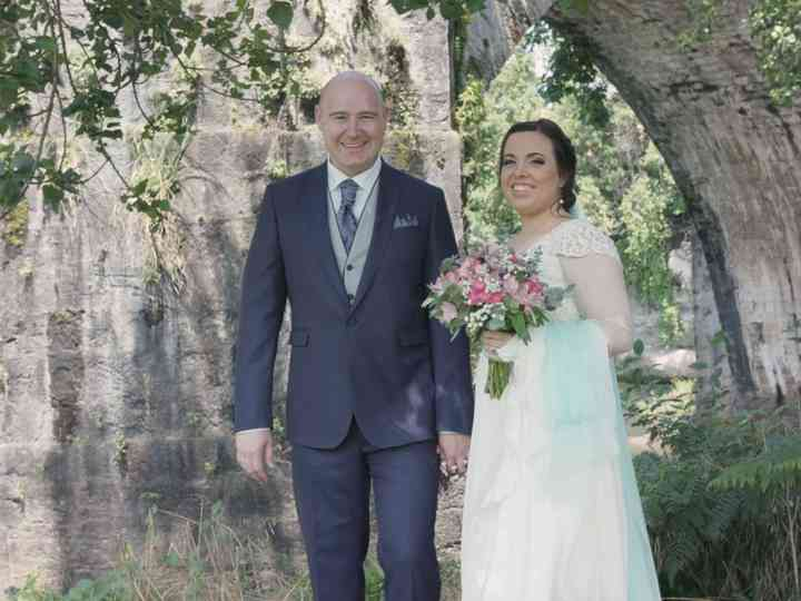 La boda de Marta y Ramiro