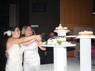 La boda de Sandra y Vanessa