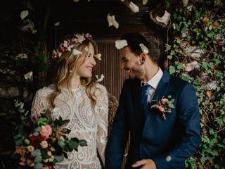 La boda de Nuria y Isaac