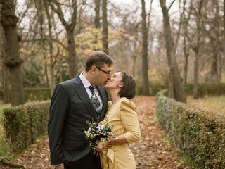 La boda de Inma y Ruben