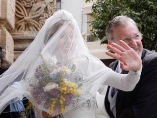La boda de Beatriz y Jesús García Paz 1