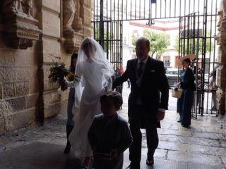 La boda de Beatriz y Jesús García Paz 2
