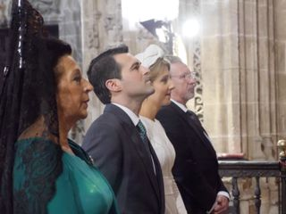La boda de Beatriz y Jesús García Paz 3