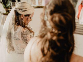 La boda de Angie y Rocio