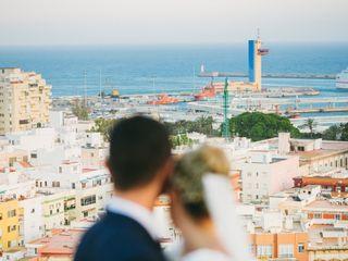 La boda de Patricia y Julio