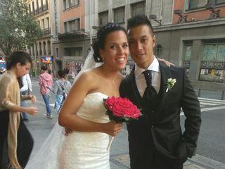 La boda de Marta y Néstor