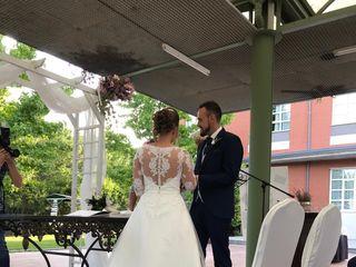 La boda de Patricia y Daniel 1