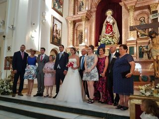 La boda de Álvaro y Myriam 1