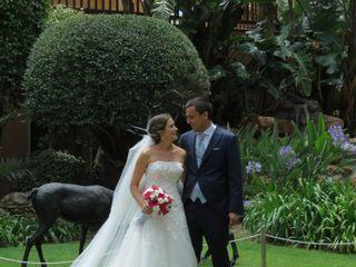 La boda de Álvaro y Myriam