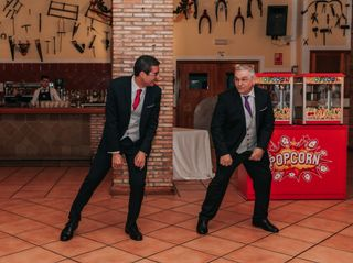 La boda de Manolo y Felipe