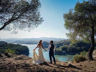 La boda de Giulia y Giovanni
