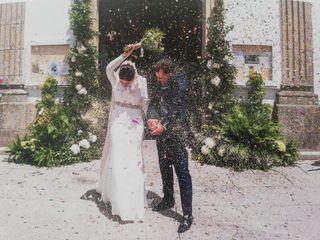 La boda de Gemma y Ismael