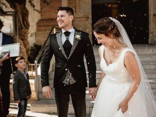 La boda de Miriam y Noel