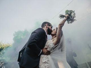 La boda de Iris y Firas