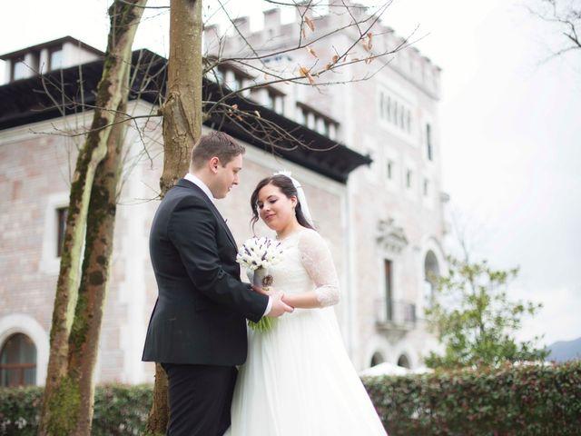 La boda de Manuel y Elisa