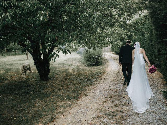 La boda de Max y Yess en Corullon, León 2