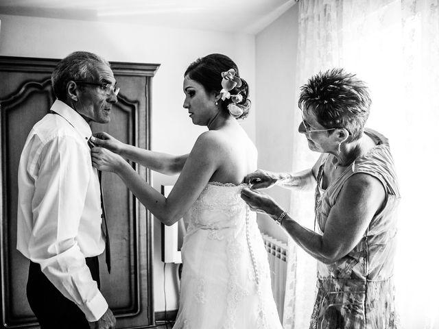 La boda de Max y Yess en Corullon, León 20