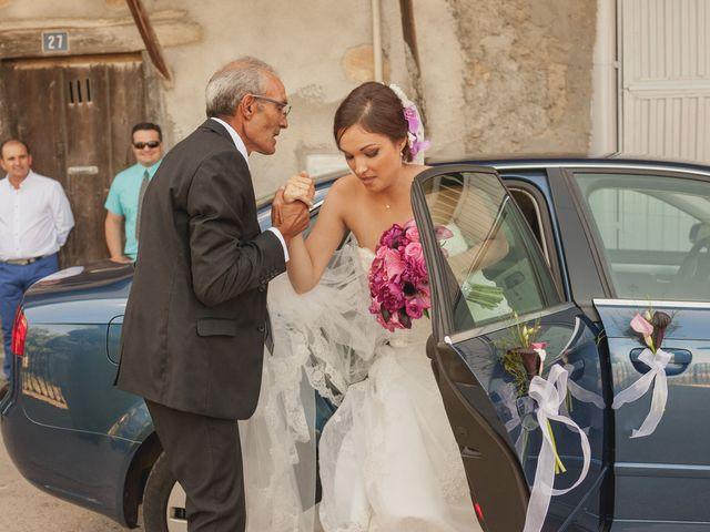 La boda de Max y Yess en Corullon, León 24