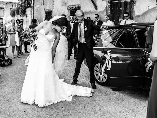 La boda de Max y Yess en Corullon, León 25