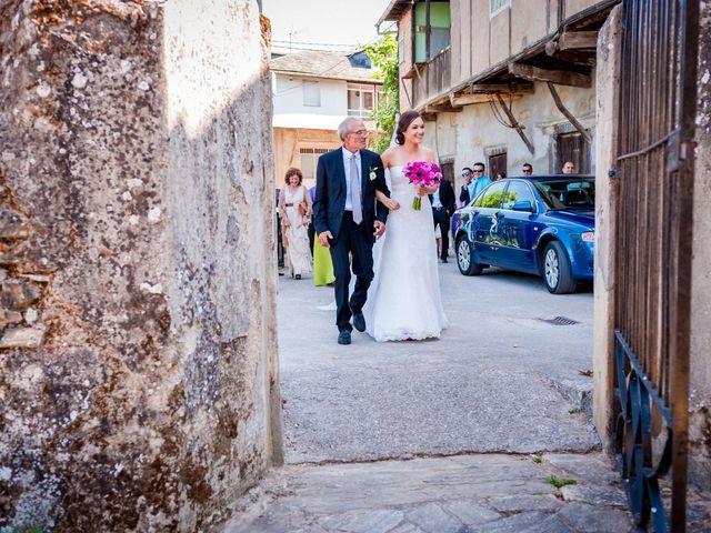 La boda de Max y Yess en Corullon, León 26