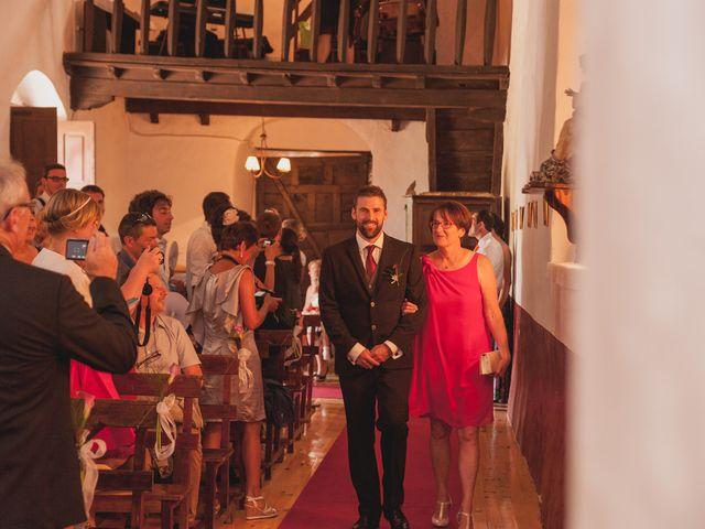 La boda de Max y Yess en Corullon, León 27