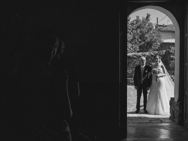 La boda de Max y Yess en Corullon, León 28