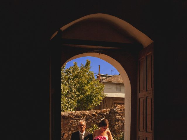 La boda de Max y Yess en Corullon, León 30