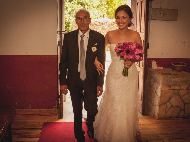 La boda de Max y Yess en Corullon, León 31