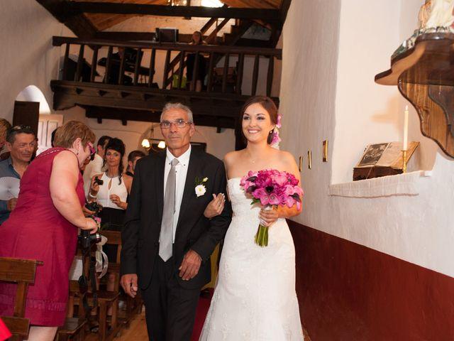La boda de Max y Yess en Corullon, León 33