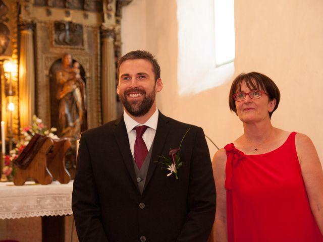 La boda de Max y Yess en Corullon, León 34