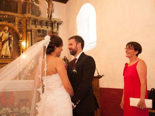 La boda de Max y Yess en Corullon, León 36