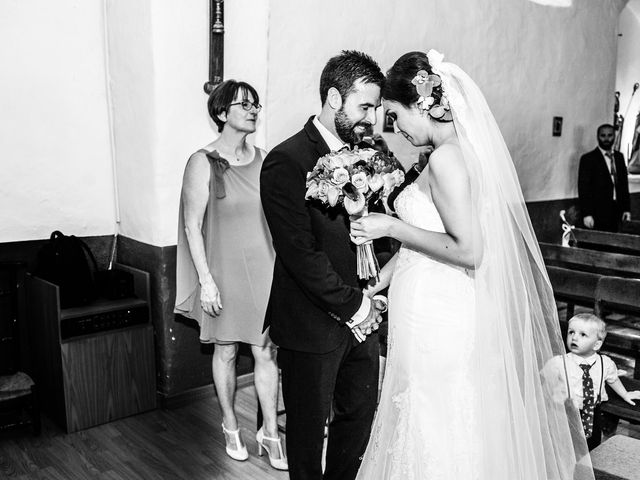 La boda de Max y Yess en Corullon, León 37
