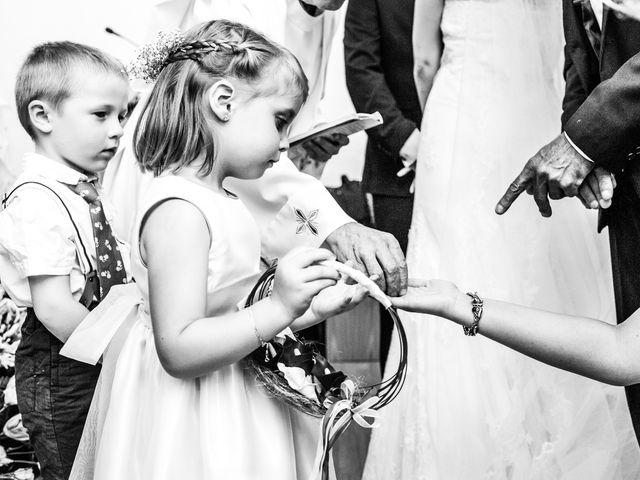 La boda de Max y Yess en Corullon, León 42