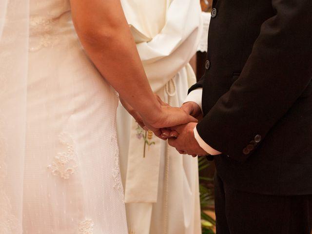 La boda de Max y Yess en Corullon, León 43