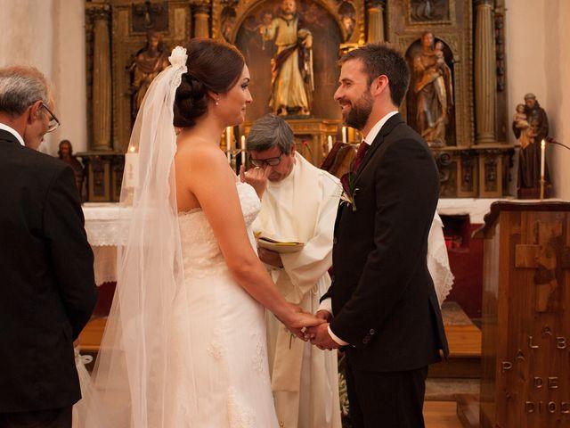 La boda de Max y Yess en Corullon, León 44